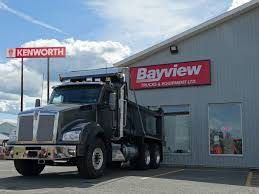 Bayview Kenworth Opens New Dealership In New Brunswick - Truck News
