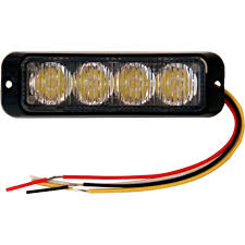 Buyers Products Company 6 Amber LED Strobe Light-SL665A - The Home Depot 36w Amber Truck 12led Flash Emergency Hazard Warning Strobe Light Red Blue 16 Led Lights High Intensity Car Trailer Side Marker Strobe Lights 612 Flashing White Recovery Beacon 18led Firefighter Vehicle Dash Can Civilians Use In Private Vehicles Xyivyg 54 Bars Deck China Power Super Bright Tractor 3 Inch 45w Light V16 For American Simulator Ultra Slim Waterproof 18w 6led Surface Mount Minibrights Watt Amber Markerstrobe Peterbilt Tow