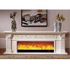 wohnzimmer dekorieren erwärmung kamin holz kaminsims w200cm elektrische kamin einfü led optische künstliche flamme