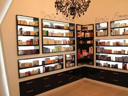 Perfume Store Interior Design By Decorate It