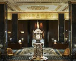 100 The Stanhope Hotel New York Waldorf Astoria Interior Spaces Designated As City