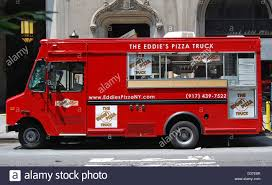 100 Pizza Truck The Eddies On Fifth 5th Avenue In Manhattan New York