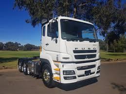 100 Amt Model Trucks 2018 Fuso Prime Mover 6X4 AMT AIR Susp FV54SJR5VFAC Daimler
