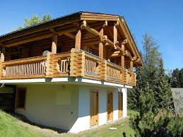 100 Log Cabins Switzerland Chalet Crocus Saclentse Bookingcom