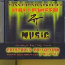 Mannheim Steamroller Halloween Album by The X Files