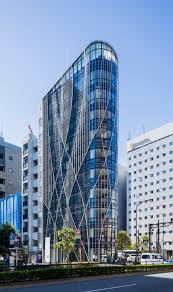 100 Modern Architecture Magazine Shinjuku East Cross Tower Was Featured In The June 2018