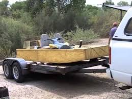building a wooden jet jon boat part 5 youtube
