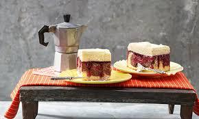 kirsch pudding poke cake