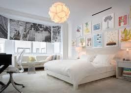 chambre à décorer chambre blanche comment la décorer pour éviter l air stérile