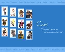 Final Fantasy Theatrhythm Curtain Call Cia by The Many Many Final Fantasy Cids Video Game Awesomeness