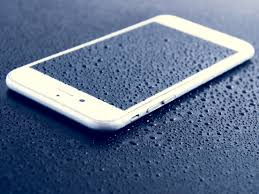 Free iphone smartphone screen apple water cold drop