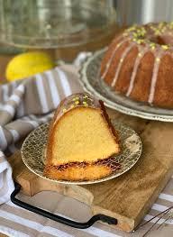 lemon mascarpone cake zitronenkuchen