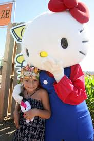 Irvine Pumpkin Patch Tanaka by Hello Kitty And Her Sanrio Friend Visit Grand Opening Of Tanaka