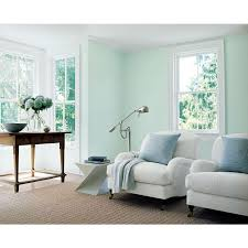 living room with blue home depot interior paint homecm intended