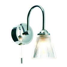 chrome wall lights ebay
