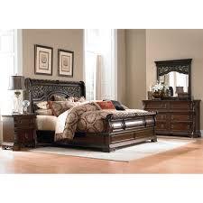 Brownstone 6 Piece King Bedroom Set Arbor Place