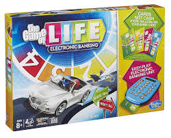 Amazon The Game Of Life Electronic Banking Toys Games
