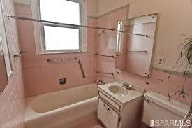 vintage pink bathrooms make a comeback estately blog pink and