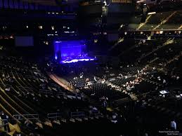 Madison Square Garden Section 201 Concert Seating RateYourSeats
