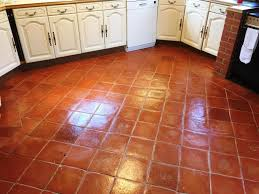 Grouting Floor Tiles Tips by Restoring The Appearance Of A Terracotta Kitchen Tiles Stone