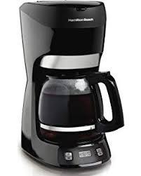 Hamilton Beach 12 Cup Coffee Maker With Digital Clock 49467