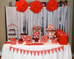 Supplies Simple Birthday Table Decoration Ideas All The Party Needs A Plan Even Rhcom S Bday