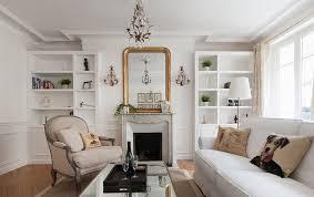 Paris Themed Living Room by Vintage Paris Themed Living Room Apartment Interior Design