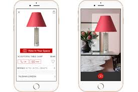 Home Decor Company Offers Augmented Reality To Preview Items At