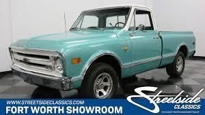 100 Custom C10 Trucks 1968 Chevrolet For Sale 65569 Motorious