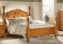 Cannonball Bale Beds by Homelegance Archdale Bedroom Set Pine B2139 Bed Set