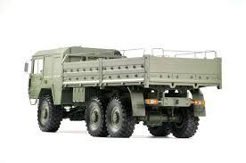 100 Rc Truck Kit CrossRC MC6 Military 112 Scale 6x4