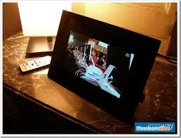 cadre photo numerique lcd multimedia novodio