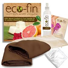 fin paraffin alternative starter kit