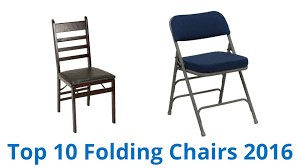 Hercules Resin Folding Chairs by 10 Best Folding Chairs 2016 Youtube