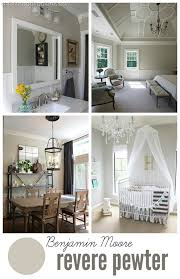 Popular Living Room Colors Benjamin Moore by Choosing Neutral Paint Colors Revere Pewter Gray Paint Colors