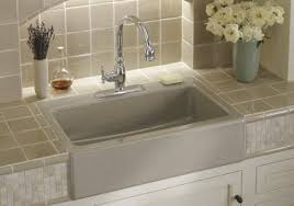 how to install ceramic tiles kitchen sink tile in kitchen