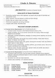 Gallery For Resume Headline Examples Customer Service Of A Bank Teller Summary Best