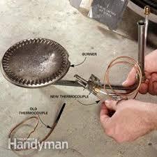 Propane Heat Lamp Wont Light by How To Fix A Water Heater Pilot Light Family Handyman