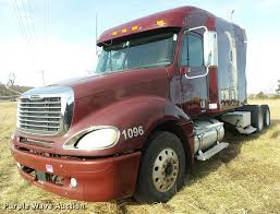 2007 Freightliner Columbia Semi Truck   Item J2643   SOLD! M... Instock New And Used Models For Sale In Columbia Mo Farm Power Bob Mccosh Chevrolet Buick Gmc Cadillac Missouri Near 2004 Freightliner Cl120 Semi Truck Item Dd1632 Joe Machens Ford Dealership 65203 Diesel Trucks For Warsaw In Barts Car Store 2016 Holland Agriculture T490 Sale L7234 Sold M Truck Beds 1991 Mack Ch613 Db1442 October 19 Used 2007 Freightliner Columbia 120 Tandem Axle Sleeper For Sale Topkick Flatbed Sold At Auction February Wilsons Garden Center Gift Shop