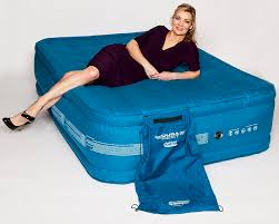Aerobed With Headboard Uk by At Last Blow Up Beds That Won U0027t Be A Nightmare For Your Guests