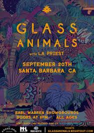 Pumpkin Patch Santa Barbara Ca by 9 20 Glass Animals Earl Warren Showgrounds Santa Barbara Ca