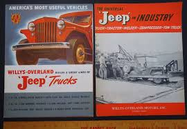 RARE 2 VINTAGE Advertising Catalogs Antique Dealer Brochures - JEEP ... Product Catalogs Qingdao Greenmaster Industrial Co Ltd Custom Truck Parts Accsories Tufftruckpartscom Garbage Truck Lego Classic Legocom Gb Christine Perkins Big Country Catalog 2012 Restoration By Chevs Of The 40s Gsx R 750 Wiring Diagram Also Gt Forklift Ivecopoweeparttrucksbusescatalogs97099 10th Edition National Depot 194879 Ford Catalog See Snapon Releases Heavyduty Tools Mitsubishi Fuso Trucks Japan How To Use China Parts In Right Way Hubei Dong