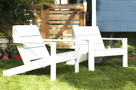 New White Outdoor Chairs Deuce Cities Furniture Lounge Relaxing