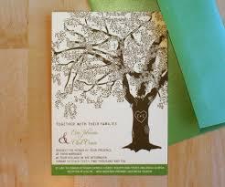 Vintage Rustic Tree Wedding