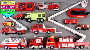 100 Fire Truck Song EazyMalls