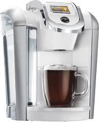 Coloured Small Kitchen Appliances Elegant Keurig K425 Brewer White