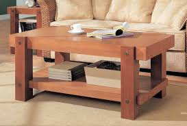 Rustic Style Coffee Table Good French