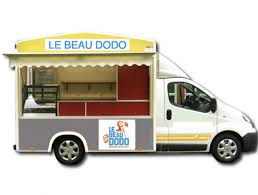 camion équipé cuisine camion bar le beau dodo ulule