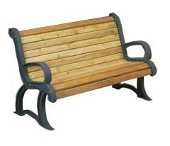 Outdoor Wooden Benches Wood Park Benches