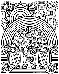 Dont Eat The Paste Mom Coloring Page Inside Pages